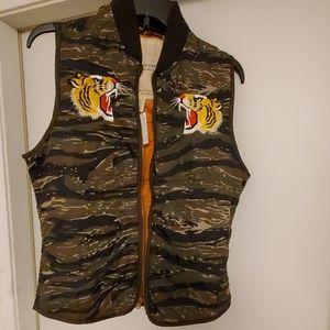 Denim Supply Ralph Lauren Vest Jacket